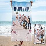 AB-BA boda juventud arte Donna Sophie película mercancía Mamma Mia Amanda Seyfried 1 y 2 toalla de secado rápido ropa de baño suave de secado rápido para tomar el sol