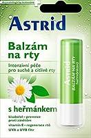 Astrid(アシュヅレヅ) カモミールリップクリーム UVA/UVBフィルター 4.8g*6個入 [並行輸入品]