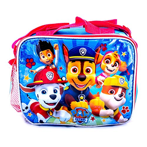 Paw Patrol Lunch Box Food Bag for School, Picnic, Travels, Gifts