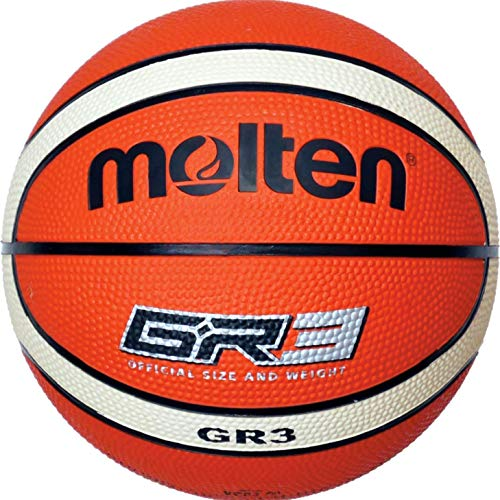 Molten BGHX - Balón Baloncesto Entrenamiento Junior