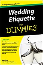 wedding guide for dummies