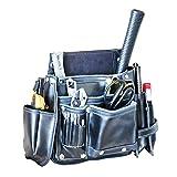 582505 DTL-99-BK DBLTACT 本革腰袋 ブラック