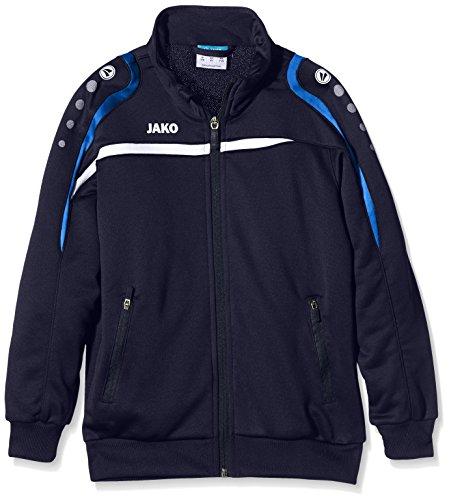 Jako Kinder Trainingsjacke Performance Jacke, marine/Weiß/Royal, 164