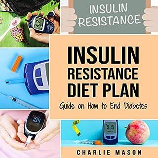 Insulin Resistance Diet Plan audiobook cover art