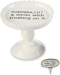 Mud Pie Cupcake Pedestal Sets (Cupcake)