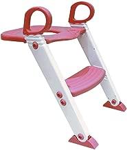Redutor de Assento Infantil Com Degrau Rosa - Clingo