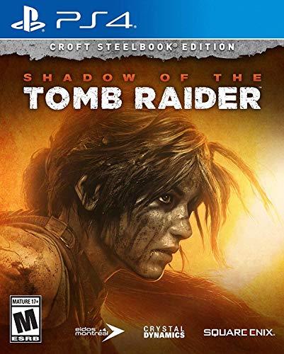 Shadow of the Tomb Raider (Croft Steelbook Edition) - PlayStation 4