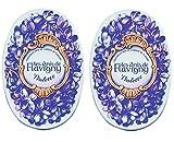 Les Anis de Flavigny - Das französische Anisbonbon mit Veilchengeschmack 2er Pack