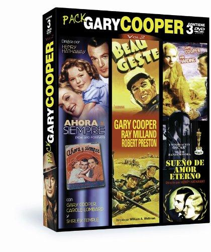 Pack Gary Cooper II [DVD]