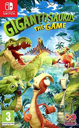 Gigantosaurus The Game (Nintendo Switch)