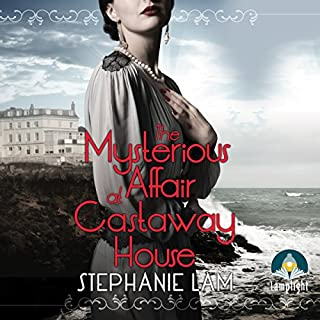 The Mysterious Affair at Castaway House cover art