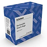 Amazon Brand - Solimo Snack Storage Bags, 300 Count