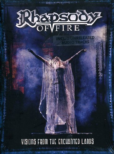 Rhapsody of Fire - Visions from the Enchanted Lands [2 DVDs]