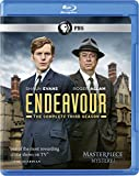 Masterpiece Mystery!: Endeavour Series 3 (UK Edition) Blu-ray