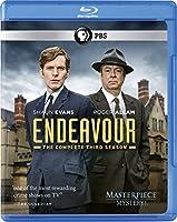 Endeavour: Complete Third Season [Blu-ray] [Import]