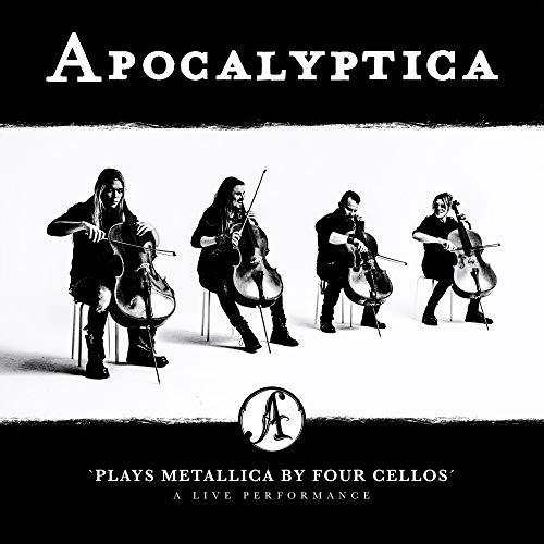 Plays Metallica by Four Cellos-A Live Performance (2CD+DVD Digipak)