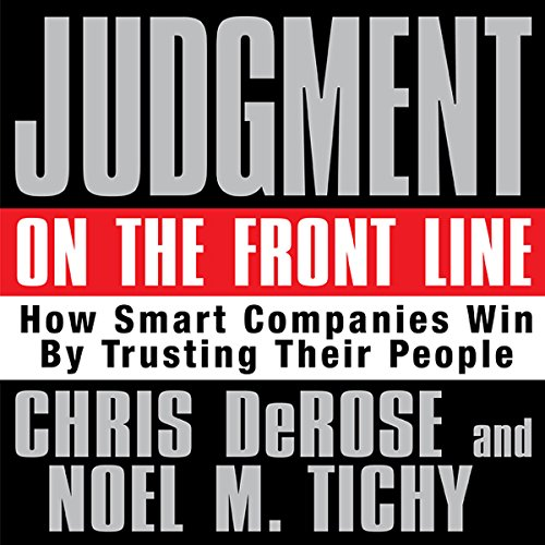Judgment on the Front Line cover art