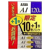 AXIA AI 120分 ノーマルポジション 11本パック A1SB 120X10+1PK