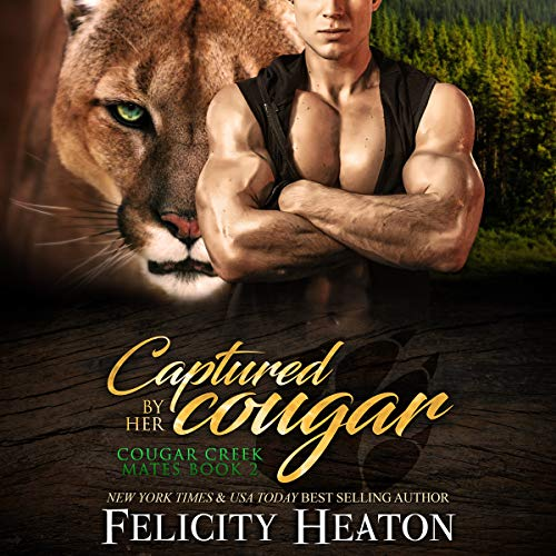 Captured by Her Cougar audiobook cover art