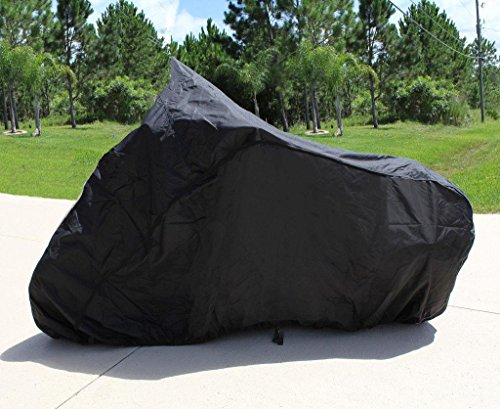 SUPER HEAVYHEAVY DUTY BIKE MOTORCYCLE COVER FOR HarleyDavidson FLHTCUI Ultra Classic Electra Glide