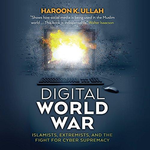 Digital World War audiobook cover art