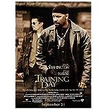 Denzel Washington Starring Movie Training Day...
