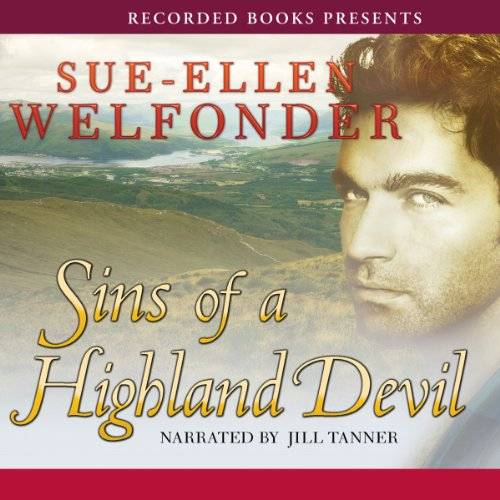 Sins of a Highland Devil audiobook cover art