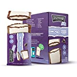 Legendary Foods Tasty Pastry - High Protein, Low-Carb Keto Breakfast, Zero Sugar, Keto Snacks On The Go - Cookies and Cream (8-Pack)