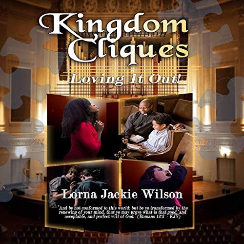 Kingdom Cliques cover art