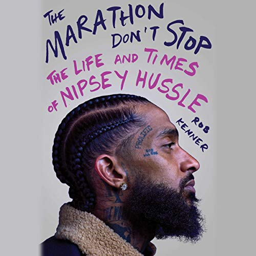 The Marathon Don't Stop cover art