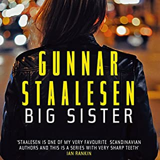 Big Sister cover art