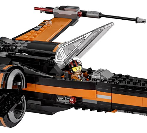 Chasseur LEGO Star Wars Poe X-Wing Fighter 75102 - 717 Pièces - 7
