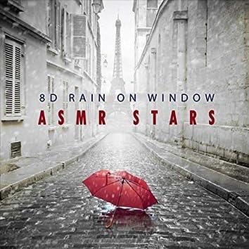 8D Rain on Window
