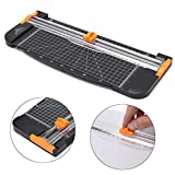 Generic  Precision Photo Rotary Paper Cutter Guillotine Trimmer Arts Crafts Home Card