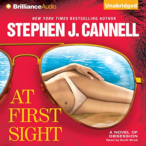 At First Sight audiobook cover art
