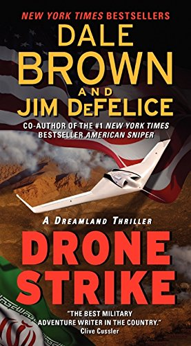Drone Strike: A Dreamland Thriller (Dreamland, 15)
