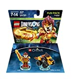 Chima Laval Fun Pack - Lego Dimensions by Warner Home Video - Games