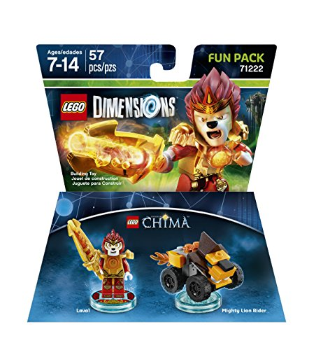 Chima Laval Fun Pack - Lego Dimensions by Warner...