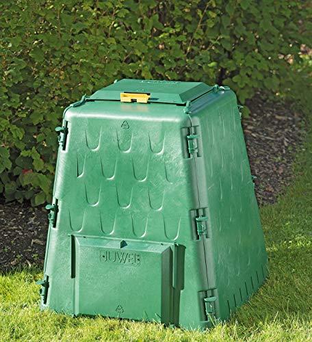 Juwel Thermokomposter Aeroquick 290 (Nutzinhalt 290 Liter, konische Form, Gartenkomposter aus Recyclingkunststoff) 20872