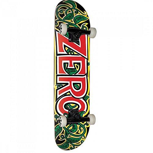 Zero zeco017Skateboard Completo Multicolore Dimensioni 7,75