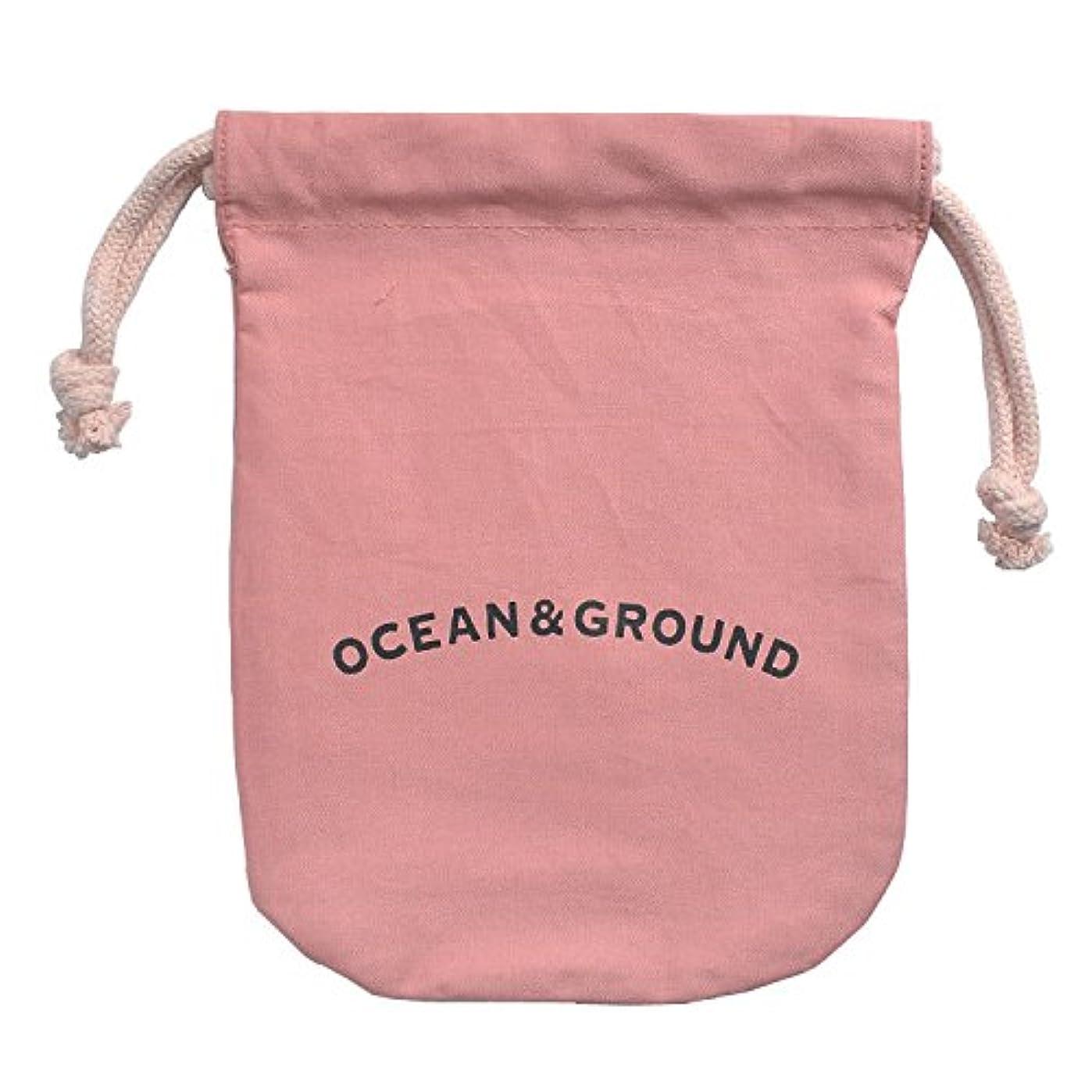 お嬢アドバンテージ控えめな(ocean&ground) オーシャン&グラウンド コップ袋 男の子 女の子 巾着袋 小 1815903 Sサイズ バッグ 巾着 入園 入学 新学期