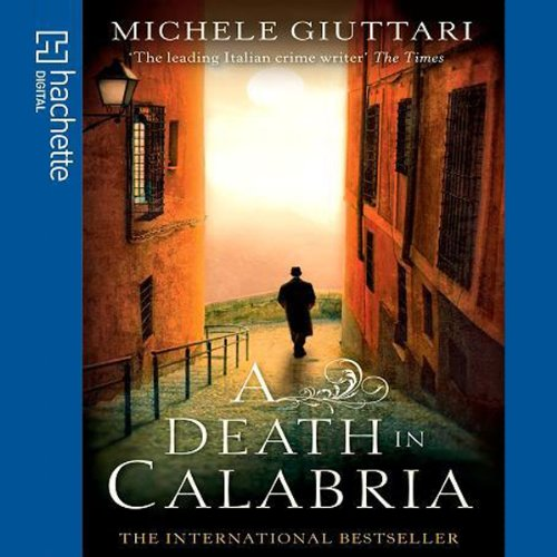 A Death in Calabria audiobook cover art