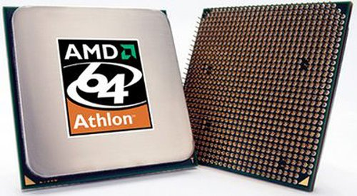 AMD Athlon 64 3500+ Socket AM2 Box procesador 2,2 GHz Caja 0,512 MB L2