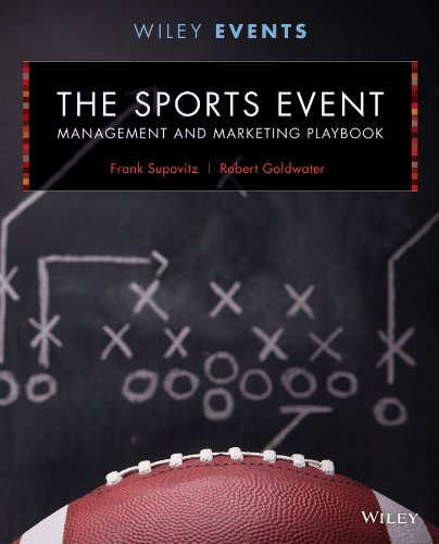 The Sports Event Management and Marketing Playbook