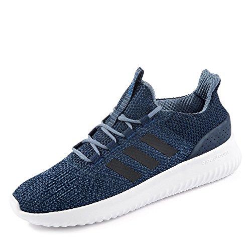 Adidas Cloudfoam Ultimate, Zapatillas de Deporte para Niños, Azul (Maruni/Negbás/Acenat 000), 36 EU