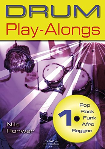 DRUM Play-Alongs: Pop, Rock, Funk, Afro, Reggae