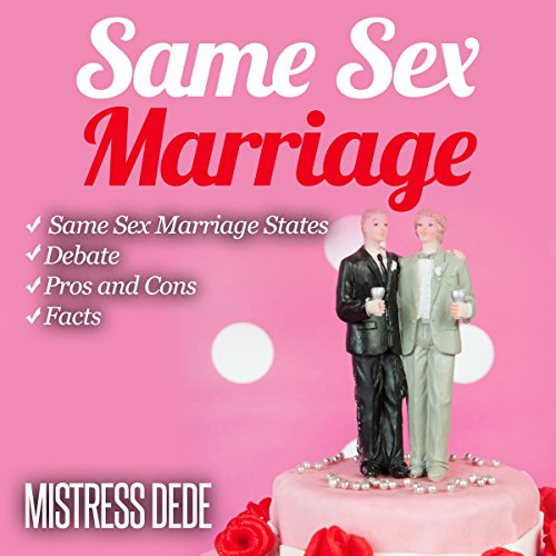 Same-Sex Marriage audiobook cover art