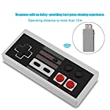 Zoom IMG-1 wireless nes mini classic rechargeable