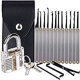 Multitool Set - Stainless Steel, Training Kit, Specially Designed, Multifunctional use, Professional 15 PCS (Black)
