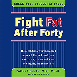 Fight Fat After Forty audiobook cover art